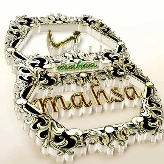 ایده هایی لاکچری و جدید از عکس پروفایل نام مهسا