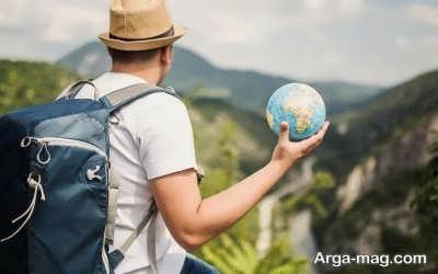 کسب درآمد در سفر و راهکارهای آن