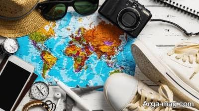 کسب درآمد در مسافرت ها
