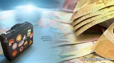 کسب درآمد در مسافرت