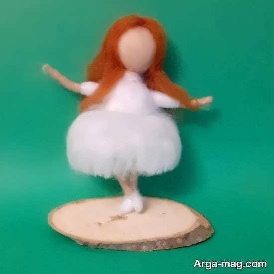 ایده هایی خاص و متفاوت از تهیه عروسک کچه ای