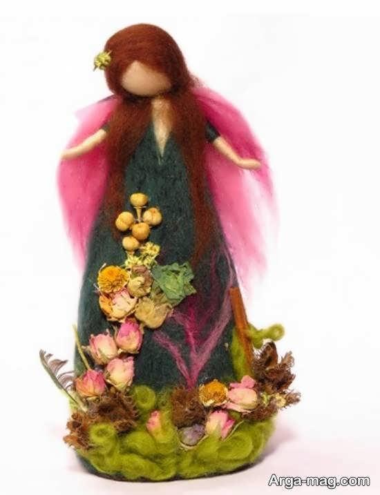 آموزش ساخت عروسک کچه ای زیبا و جذاب
