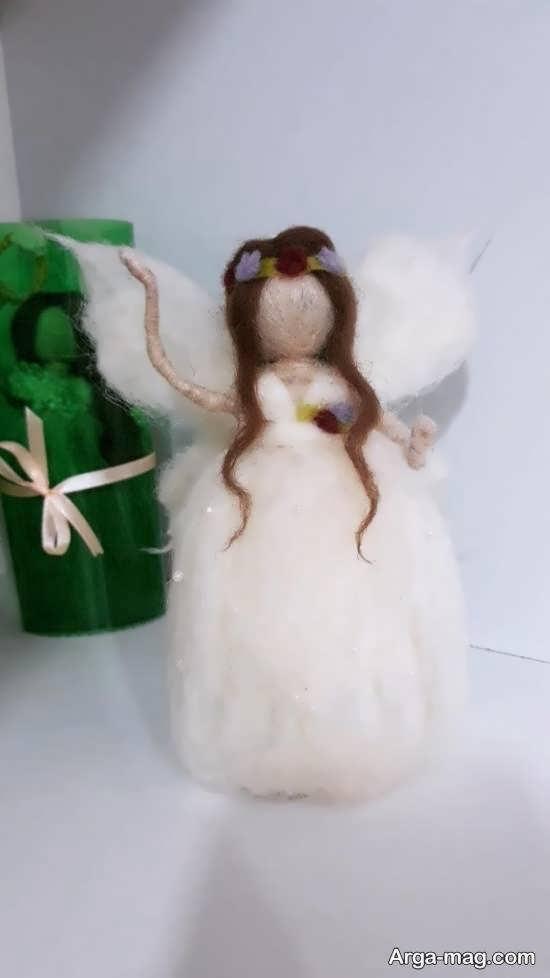 ایده هایی ناب و نفیس از روش ساختن عروسک کچه ای