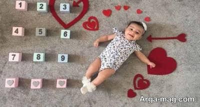 جملات ناب برای ماهگرد نوزاد