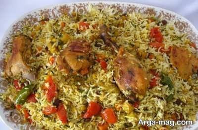 پیشنهاد آشپزی با منوی بین المللی