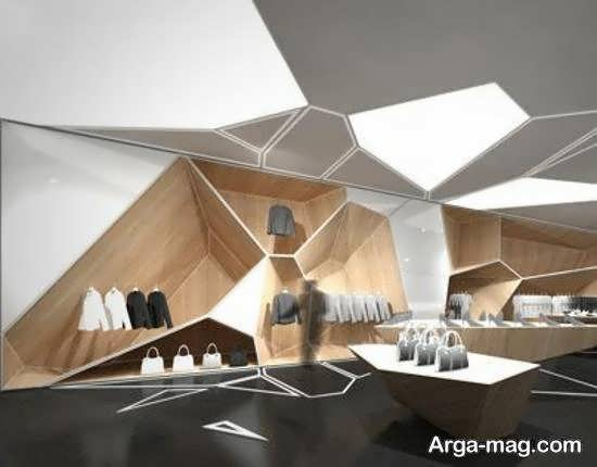 ایده هایی لاکچری و زیبا از دیزاین به سبک اوریگامی