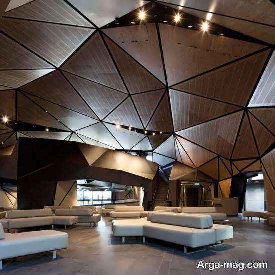 انواع نمونه های خواستنی و دوست داشتنی دیزاین به سبک اوریگامی