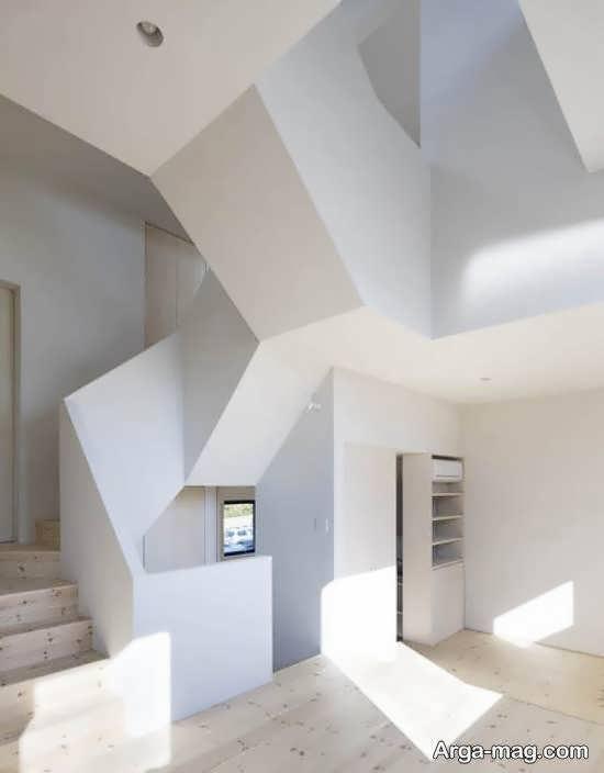 ایده های لاکچری و زیبا از دکوراسیون به سبک اوریگامی