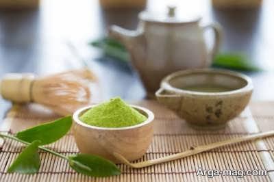 انواع خاصیت های چای ماچا