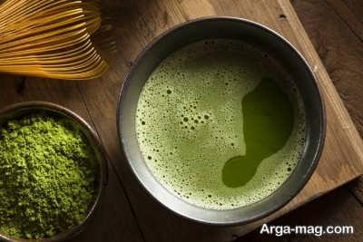 خاصیت های چای ماچا