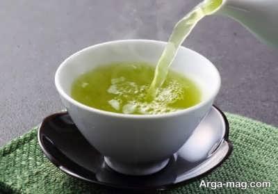 بعضی از خواص چای ماچا