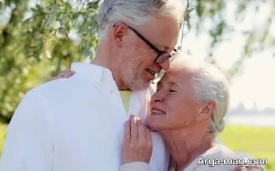 ازدواج مجدد در زمان پیری