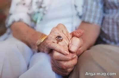 ازدواج دوباره در پیری