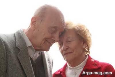 ازدواج مجدد در کهنسالی
