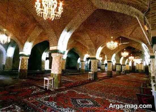 مسجد شبستر
