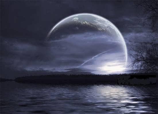 زیباسزی صفحه شخصی با عکس های فانتزی آسمان