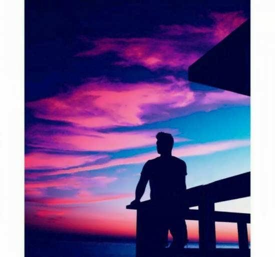 زیباسازی صفحه شخصی با ایده های زیبای عکس آسمان