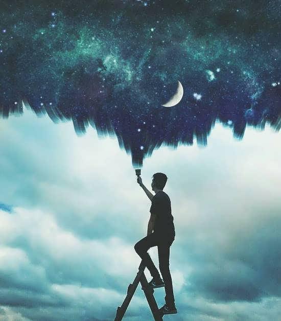 ایده هایی بینظیر و لاکچری از عکس آسمان برای صفحه شخصی