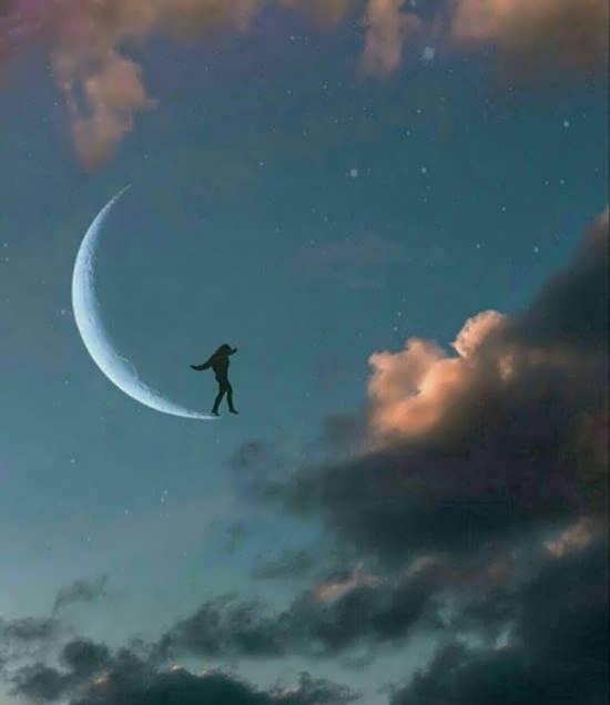 انواع نمونه های زیبا و دوست داشتنی تصویر پروفایل آسمان
