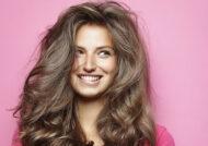 رنگ موی طبیعی برای موهای سفید