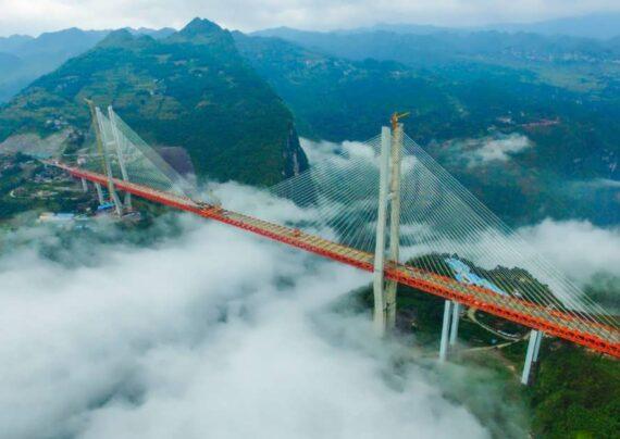 طولانی ترین پل های معلق در دنیا