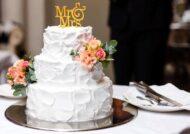 گالری زیبایی از ایده های جذاب کیک عروس سه طبقه