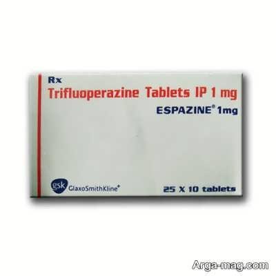 آشنایی با علائم هشدار دهنده مصرف قرص تری فلوپرازین