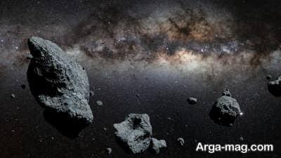 سیارک چیست
