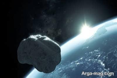تفاوت سیارک ها با دنباله دار ها