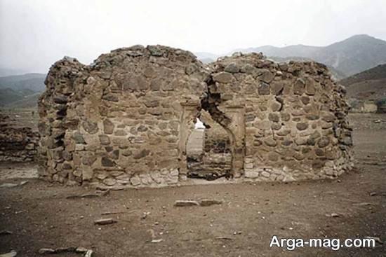 تپه تاریخی شهر بابک
