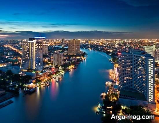 زیبایی های بانکوک