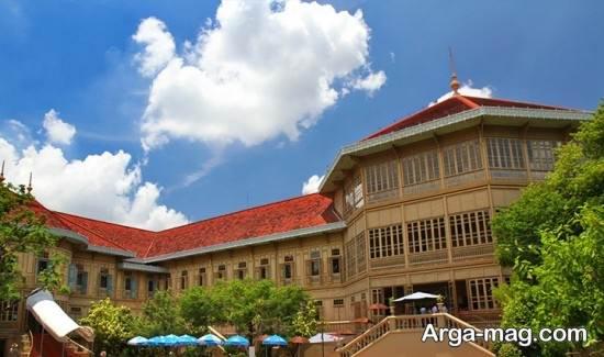 خانه های تاریخی بانکوک