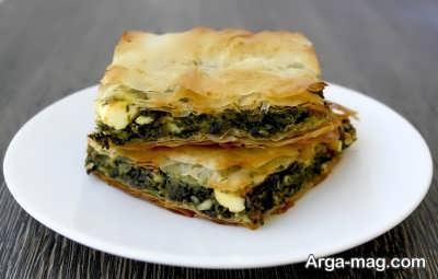 نکاتی که در طبخ پای یونانی باید به خاطر داشته باشید