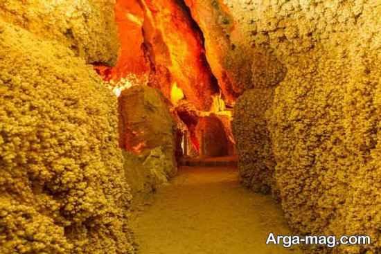 غار زیبای نخجیر