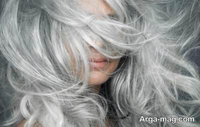 علت سفیدی زودرس موها
