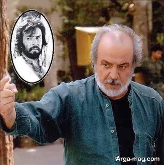 بیوگرافی ایرج قادری بازیگر و تهیه کننده
