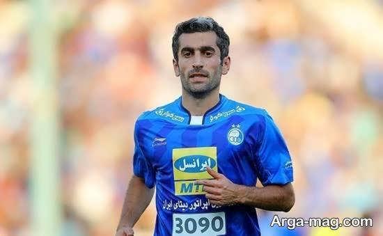 آشنایی با شرح زندگی رضا آذری هافبک مهاجم تیم استقلال