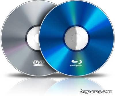 Blu-Ray خام یه چند دسته تقسیم می شود؟