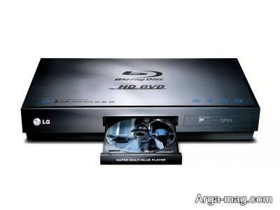 ویژگی Blu-Ray ها