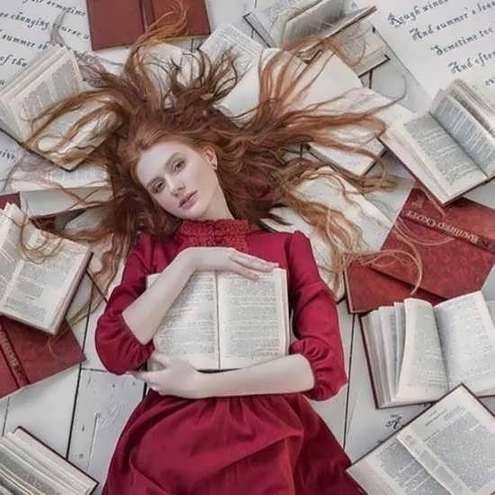 ایده هایی بینظیر و دوست داشتنی از تصویر پروفایل کتاب و ارزش خواندن آن