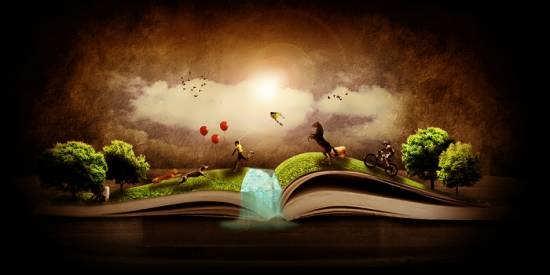 ایده هایی منحصر به فرد از عکس کتاب برای زیباسازی صفحه شخصی