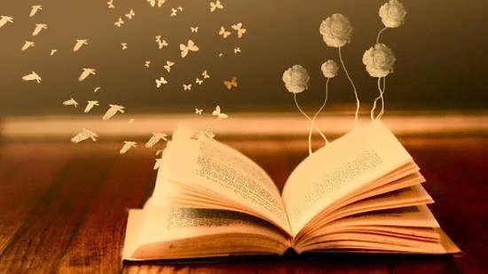 ایده هایی خاص و احساسی از عکس پروفایل کتاب برای شبکه های اجتماعی