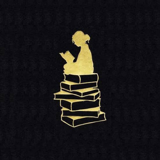 ایده هایی زیبا و فانتزی از عکس پروفایل کتاب