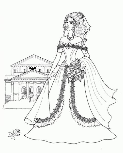 رنگ آمیزی عروس و داماد