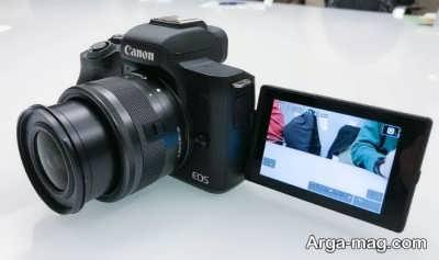 مشخصات دوربین کانن