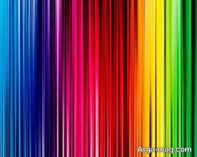 رنگ بنش در طبیعت کم تر یافت می شود
