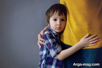 برخورد نمودن با کودک حساس
