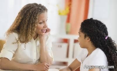 روش هایی برای رفتار با کودک حساس
