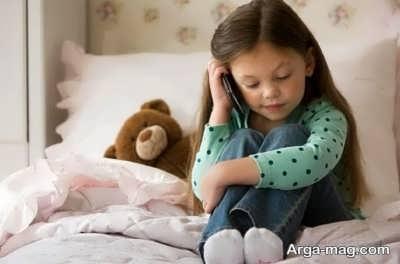 نوع رفتار با کودک حساس