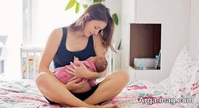 علت بروز سرگیجه در دوران شیردهی